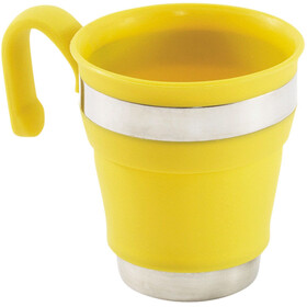 Outwell Collaps Mug yellow